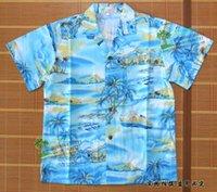 beach service - Hainan island service male shirt beach suit clothing women s casual shirt hawaii shirts XL XL