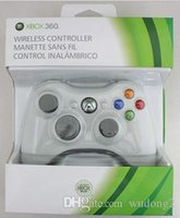 xbox360 wireless controller - Bluetooth Wireless Game Controller Gamepad Joystick For Microsoft Xbox360 Xbox Console Remote Controller Retail Box