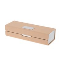 Wholesale Eye Glasses Box Portable Eyeglass Case for Travel Lightweight Spectacles Storage Case Stylish EyeGlasses Box Magnetic Snap