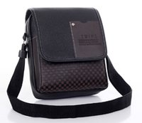 Wholesale The new chun xia chao men s singles shoulder bag business casual inclined shoulder bag