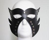 Bondage Sex Mask Cute Cat Eye Blindford Role Play Game