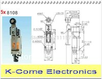 actuator arm - TEND ME Micro Limit Switch Momentary Rotary Adjustable Roller Actuator Lever Arm Switches