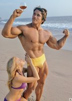 beautiful movie poster - 24X36 INCH Arnold Schwarzenegger Bodybuilder Olympia Universe Conquer Classical Sport Poster Home Deco beautiful girl