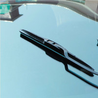 Wholesale New quot Soft Car Bracketless Frameless Rubber Window Windshield Wiper Blade hot selling
