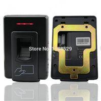 Wholesale 3000 Fingerprint Capacity Office Card Reader Door Lock Bio Metric Finger Print Machine Support U disk and RS485 download data