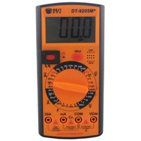ac dc covers - DT9205M Digital LCD Multimeter with protect cover Electrical Meter AC DC Ohm Voltmeter Ohmmeter Ammeter datahold tester