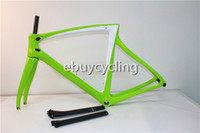 Wholesale Taiwan carbon fiber bicycle road frame high quality carbon road bike frame bicycle frameset k carbon frame for road bike T1100 carbon frame