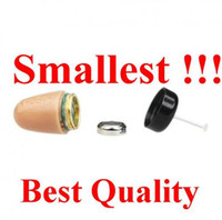 Wholesale NON Magnetic SPY Earpiece Micro SPY Earpiece For All Inductive Wireless Bluetooth kits