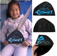 Wholesale Modern Design Black Secured Beauty Fit Child Adult Parts Protecting Adjuster Toddlers Car Safety Seat Belt Kids