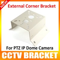 corner bracket - High Quality Outdoor Indoor External Corner Bracket Mounting For inch or inch CCTV PTZ IP Dome Camera ax Load bearing KG