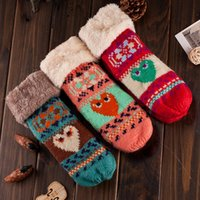 Wholesale New Winter Lady Caring Burr Gloves Fashionable Mittens Gloves
