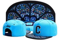 baseball lids - Cayler Sons Gld Cee Guadi Snapback Hats Adjustable Ball Caps Fashion Street Headwear Lids Snapbacks Baseball Cap Men Women Dance Hat
