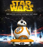 Wholesale Orbotix Sphero BB Star Wars Star Wars Robot Bluetooth Wireless Remote Control Robot Smart Ball Robot