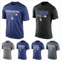 Wholesale LA Dodgers AC Legend Team Issue T Shirt Legend Team Issue Performance TShirt Men s Clothing TShirt Size S XL
