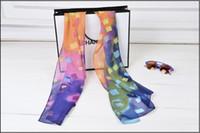 ladies designer scarf - Women Plaid scarf Infinity Scarves Chiffon Scarfs Pashmina Long Designer Scarves for Women Ladies Perfect Multicolor Scarfs I44