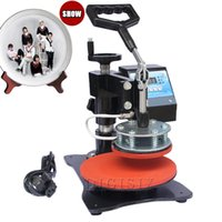 Wholesale heat press machine for Plate printing Sublimation ink heat transfer