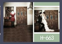 Wholesale 150x200cm new2015 vinyl photography backdrops photo studio photographic background store hot sale topH