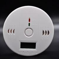 Wholesale Independent security Sensor Carbon Monoxide Alarm CO Detector with LCD Display Poisoning Gas Warning Alarm Sensor X60 DA1331W