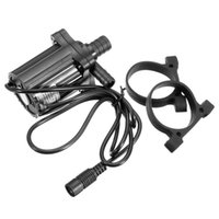 Wholesale 12V Brushless Water Pump LPH M Magnetic Driven Submersible for CPU Cooling Small Fountain Long Life