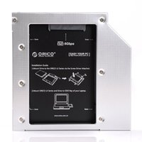 silver tray - ORICO L127SS inch SATA Hard Driver Caddy Tray SATA Gbs For Laptops Silver D3360D
