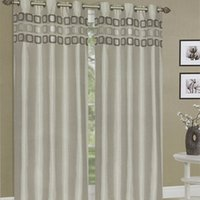 1PCS Декор Шторы для гостиной Современные окна для штор Sheer Панели Прокладки панели Тюль 92x210CM