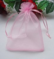 Wholesale Organza Wedding Candy Bags Banquet Present Boxes Sweetbox Wedding Favors Holder Multi Color Available DR022