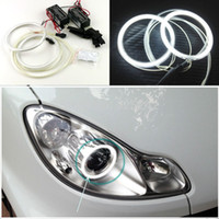 Wholesale GPS For Smart Fortwo W451 Excellent Quality Ultrabright headlight illumination CCFL Angel Eyes kit Halo Ring angel eyes