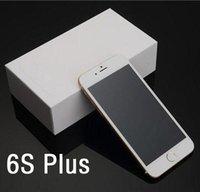 al por mayor el teléfono celular móvil de china-Goophon 5.5 '' i6 i6s 6s Plus 1: 1 Dual Core GSM CellPhone Android 5.0 Puede Mostrar Octa Core RAM 2GB ROM 64GB 4G Lte 13.0MP Móvil Teléfonos Inteligentes