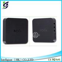 Wholesale Hot MXQ android TV BOX Amlogic S805 Quad Core Android mxq tv box android live tv box amlogic s805 quad core mxq ott tv box