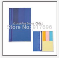 Wholesale New neon Sticky Notes Notebook diary Printed Logo