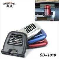 Wholesale 5 Car Truck Drink Beverage Cup Can Bracket Holder Foldable Stand Mount black sliver red Blue