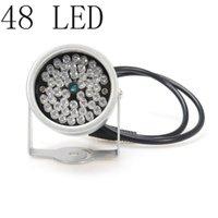 Wholesale Hot M LED Illuminator Lamp CCTV IR Infrared Night Vision for Security Camera