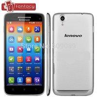 оптовых mtk6589t-Оригинал Lenovo S960 VIBE X Смартфон 5,0-дюймовый FHD экран MTK6589T 1,5 ГГц 2 ГБ 16 ГБ 6.9mm ультратонкий На складе