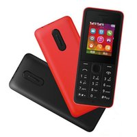 Wholesale 107 mobile phone dual cards dual standby mobile phone student phone elderly phone