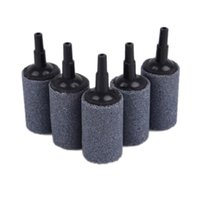 Wholesale Cylinder Shaped Blue Mineral Bubbles Air Stone Airstone for Aquarium