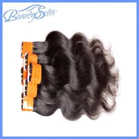 health and beauty products - Sexy Mocha Hair Products Malaysian Virgin Hair Extensions Body Wave Style Beauty And Health Hair Weaves Mixed Bundles