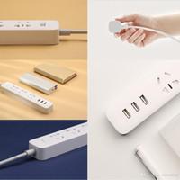 Wholesale Original Xiaomi Power Strip Socket with USB Standard Extension Socket Plug Multifunctional Smart Power Strip Home Electronics PA2201