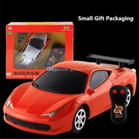 Wholesale Kids Cool Car Model Electric Wireless Remote Control Racing Car Model Children Toys Nice Gift for KIds Popular Racing Car Models G0153