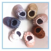 Wholesale soft sole shoes kinghoo small sze month baby moccasin
