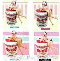 Cheap Super Sonico Lie On The Cup Noodles Sexy PVC Figure Collectible Model Toy 15cm 4 Colors KT1613