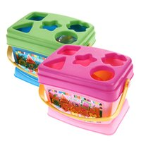 basic baby toys - Brilliant Basics Baby s First Blocks Kids Educational Toy Baby Block Toys K5BO