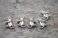 antique monkeys - 30pcs Monkey Charms Antique Tibetan silver Monkey Charms pendants DIY Supplies mm x mm