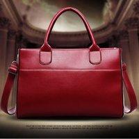 Wholesale 2015 European and American Big Name Fashion Handbags Cowhide Leather Handbag Shoulder Bag Messenger Bag Ladies Bag