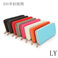 Wholesale Hot Sell Newest Style women purses wallet Lady wallets