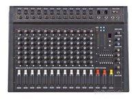 Wholesale Professional Audio Power Amplifier Mixer Channels Double Graphic EQ Mixing Console Mezcladora De DJ Wx2 PMX1206D