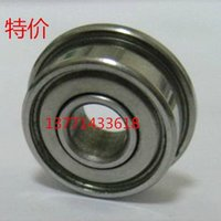 Wholesale flange bearing F623ZZ X10X4mm mm flanged metal shielded steel ball bearing