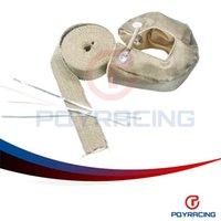 Wholesale PQY STORE Titanium T3 TURBO HEAT SHIELD BLANKET COVER METER