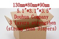 Wholesale D12B mm layers hard Recyclable package carton express courier mailing Corrugated board box