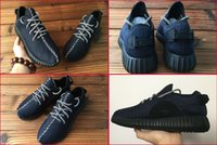 Hunting fish and - 5 Colours New Kanye West Yeezy Boost Classic Navy Blue Men s Fashion Sneaker Shoes With Box