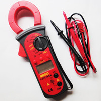Wholesale AC DC LCD Display Professional Electric Handheld Tester Meter Digital Multimeter Multimetro Ammeter Multitester